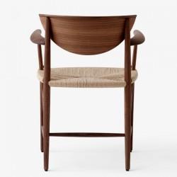 &Tradition Drawn Armchair