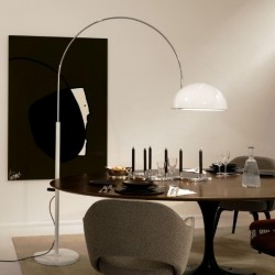Oluce Coupe 3320 Floor Lamp