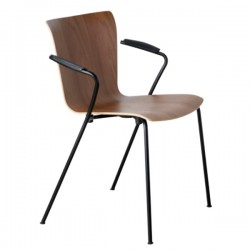 Fritz Hansen Vico Stacking Chair