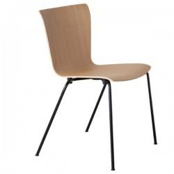 Fritz Hansen Vico Stacking Chair