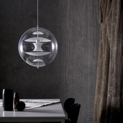 Verpan VP Globe Glass Pendant Light