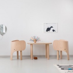 EO The Elephant Chair & Table