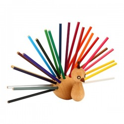 EO Peacock Pencil Holder