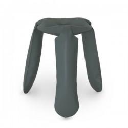 Zieta Plopp Standard Stool Aluminium