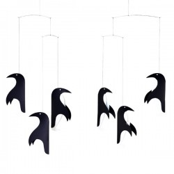 Flensted Mobiles Penguin Talk
