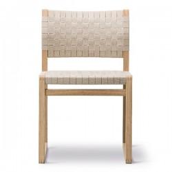 Fredericia BM61 Chair Linen Webbing