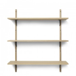 Ferm Living Sector Shelf Triple Wide