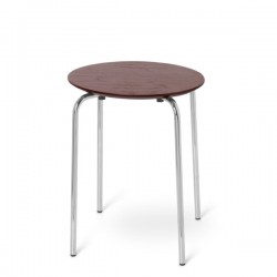 Ferm Living Herman Stool Chrome Frame