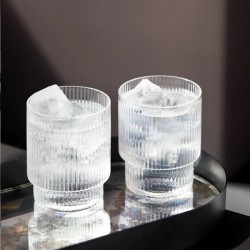 Ferm Living Ripple Glasses ( Set of 4)