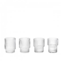 Ferm Living Ripple Small Glasses