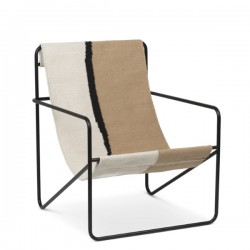 Ferm Living Desert Chair Black