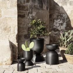 Ferm Living Hourglass Pot