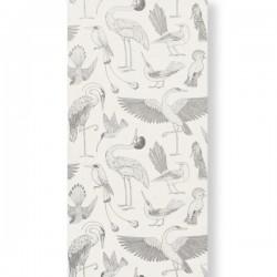 Ferm Living Katie Scott Wallpaper - Birds
