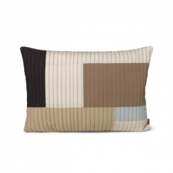Ferm Living Shay Patchwork Quilt Cushion