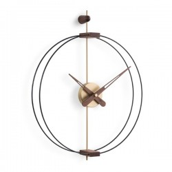 Nomon Micro Barcelona Clock