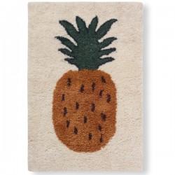 Ferm Living Fruiticana Tufted Pineapple Rug