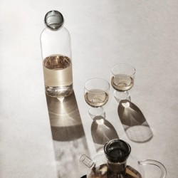 Ferm Living Still Carafe Clear