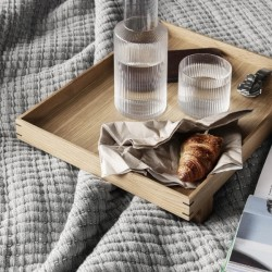 Ferm Living Bon Wooden Tray Small