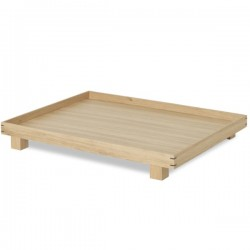 Ferm Living Bon Wooden Tray Large