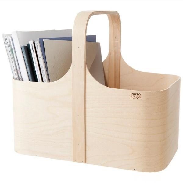 Verso Design Koppa Magazine Rack