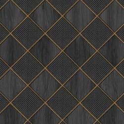 NLXL Cane Frame Webbing & Wood Black