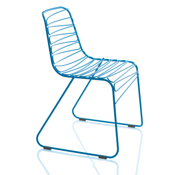 Magis Flux Chair Blue