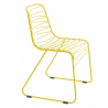 Magis Flux Chair Yellow