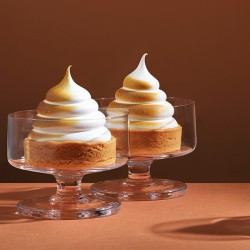 Holmegaard Stub - Champagne and dessert bowl, 4 pcs
