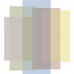 Moooi Carpets Blended 5 Colours – Morning White