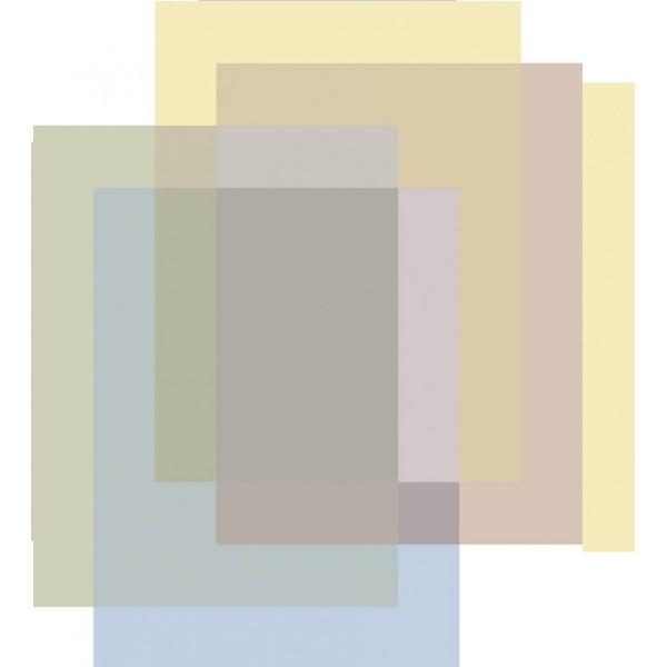 Moooi Carpets Blended 4 Colours – Morning White
