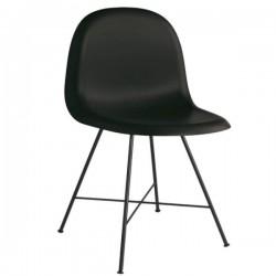 GUBI 3D Chair Un-Upholstered, Center Base