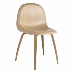 GUBI 3D Wood Chair