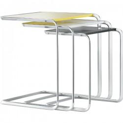 Tecta K3A,B,C Oblique Nesting Tables