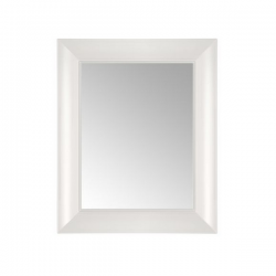 Kartell Francois Ghost Mirror Medium Crystal