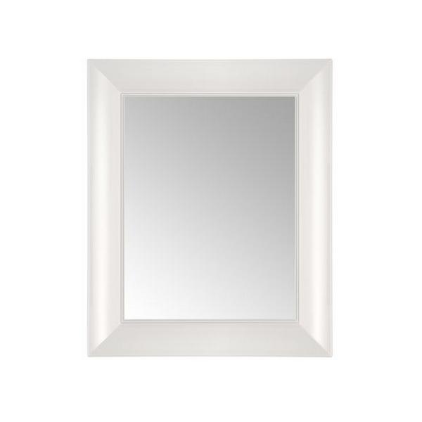 Kartell Francois Ghost Mirror Medium Crystal
