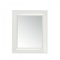Kartell Francois Ghost Mirror Medium White