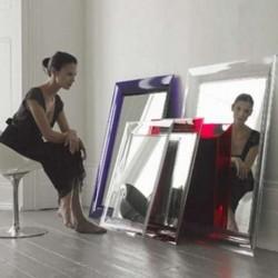 Kartell Francois Ghost Mirror Medium