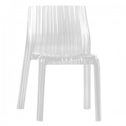 Kartell Frilly Chair Turquoise