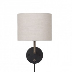 Gubi Gravity Bedside Wall Lamp