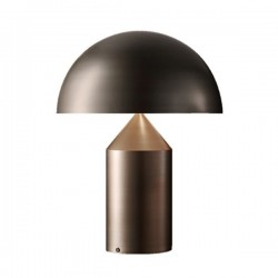 Oluce Atollo Satin Bronze