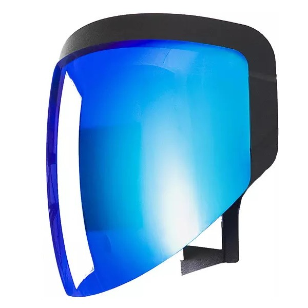 MOUSTACHE MOTO WALL LAMP BLUE