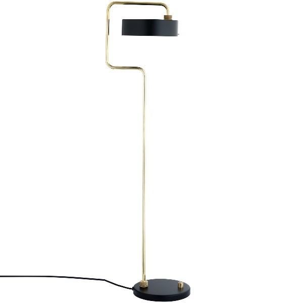Made by Hand Petite Machine Floor Lamp