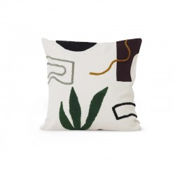 Ferm Living Mirage Cushion Island