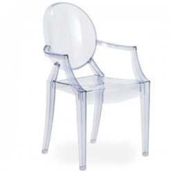 Kartell Louis Ghost Chair Blue Sale