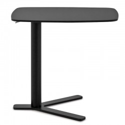 Lapalma YO T80 E | Rounded-Corner Rectangular Side Table