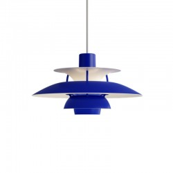 Louis Poulsen PH5 Mini Lamp Monochrome