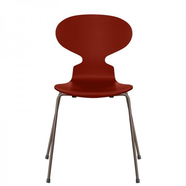 Fritz Hansen Ant Chair 2020,  3101 ( 4 Legs) Lacquered