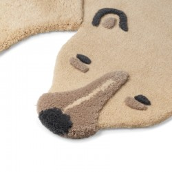 Ferm Living Animal Tufted Rug Polar Bear