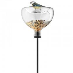 Eva Solo Glass Bird Feeder with Bird Bath