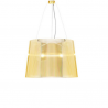 Kartell Ge Pendant Light Yellow